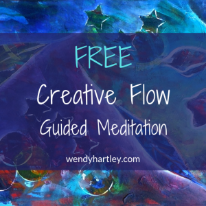 reiki energy healing creativity blocks relaxation painting inspiration