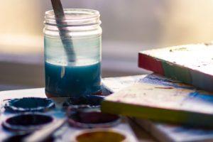 art, painting, energy painting, reiki